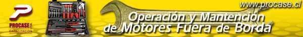 Operación y Mantención de Motores Fuera de Borda