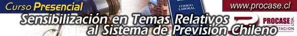 Sensibilización en Temas Relativos al Sistema de Previsión Chileno