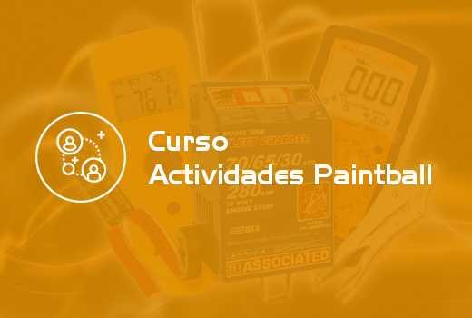Actividades Paintball