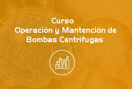 Operación y Mantención de Bombas Centrífugas