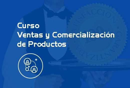 Ventas y Comercialización de Productos