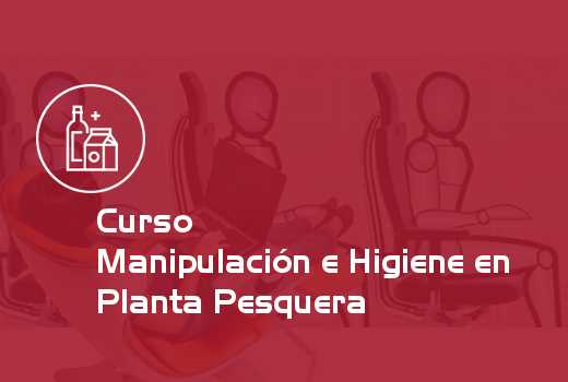 Manipulación e Higiene en Planta Pesquera