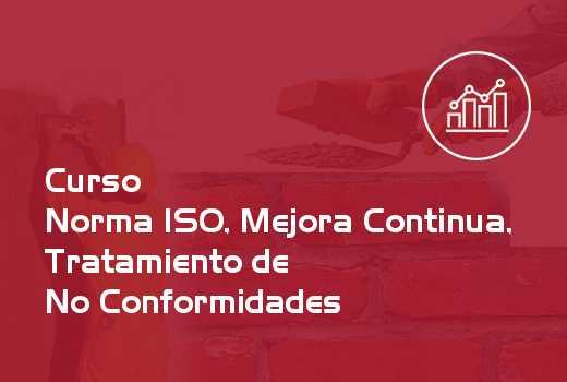Norma ISO, Mejora Continua, Tratamiento de No Conformidades