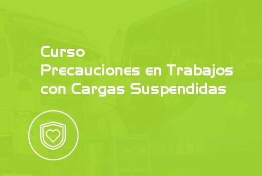 Precauciones en Trabajos con Cargas Suspendidas