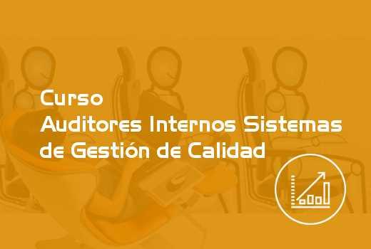 Auditores Internos Sistemas de Gestión de Calidad