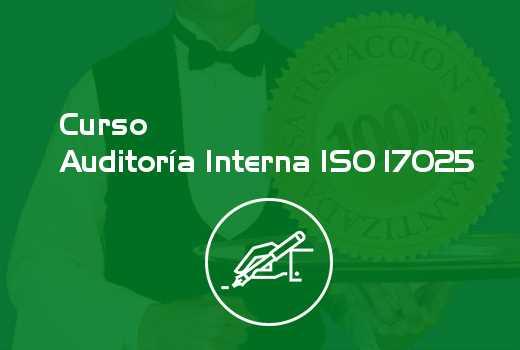 Auditoría Interna ISO 17025