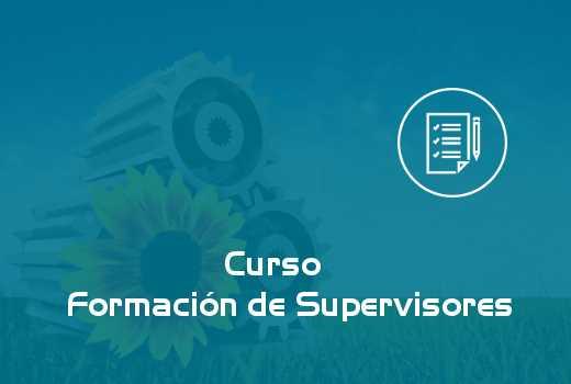 Formación de Supervisores
