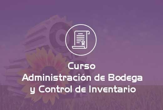 Administración de Bodega y Control de Inventario