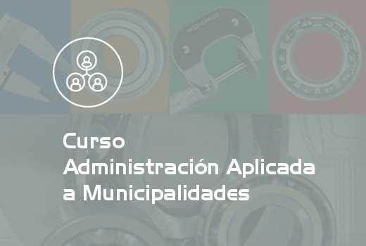 Administración Aplicada a Municipalidades