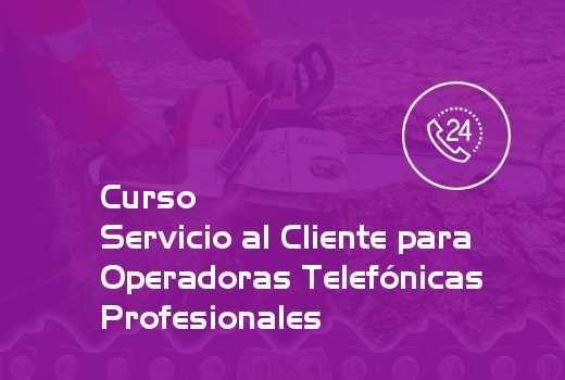 Servicio al Cliente para Operadoras Telefónicas Profesionales