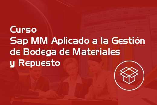 Sap MM Aplicado a la Gestión de Bodega de Materiales y Repuesto