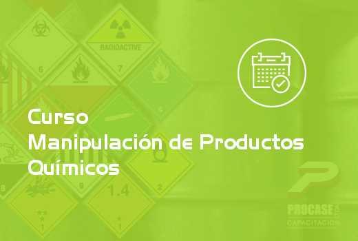 Manipulación de Productos Químicos