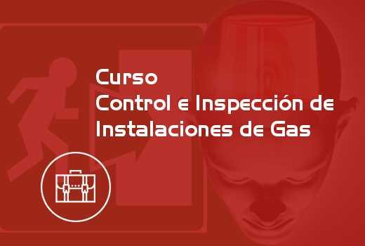 Control e Inspección de Instalaciones de Gas