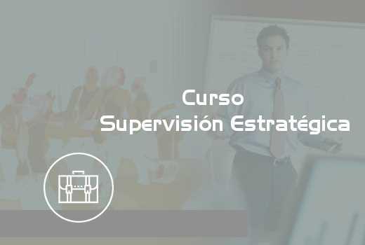 Supervisión Estratégica