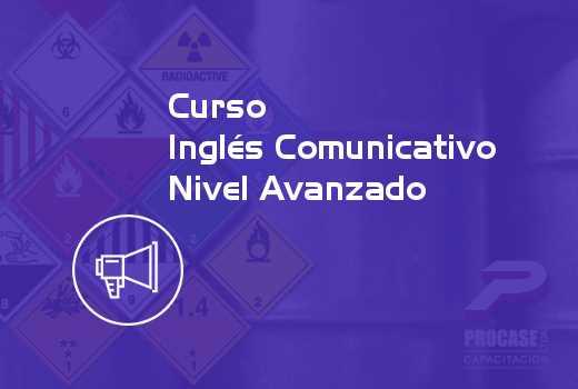 Inglés Comunicativo Nivel Avanzado