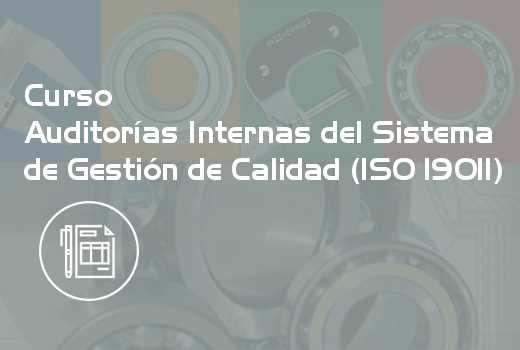 Auditorías Internas del Sistema de Gestión de Calidad (ISO 19011)