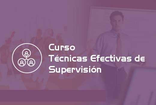 Técnicas Efectivas de Supervisión