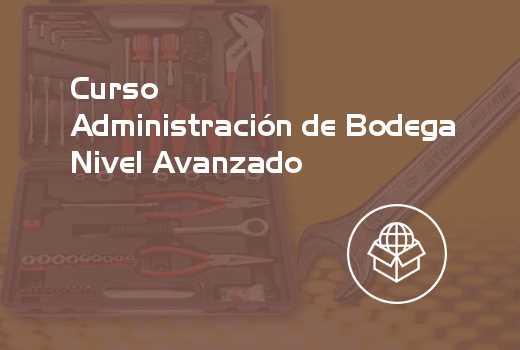 Administración de Bodega Nivel Avanzado