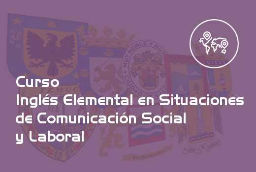 Inglés Elemental en Situaciones de Comunicación Social y Laboral
