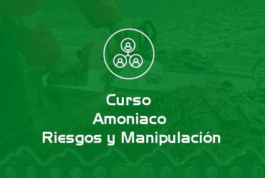 Amoniaco, Riesgos y Manipulación