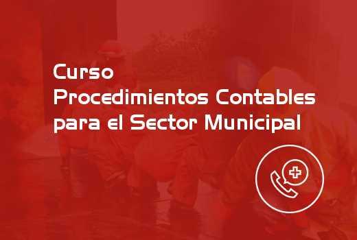 Procedimientos Contables para el Sector Municipal