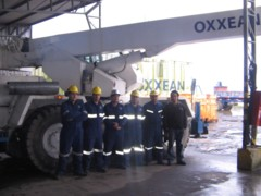 Puerto y Marinas Oxxean Ltda.