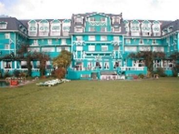 Turismo Gran Hotel Pucón.