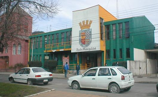 I. Municipalidad de Lebu.
