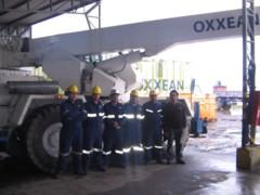 Puertos y Marinas Oxxean Ltda.