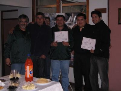 Control de Inventario Industrias Forestales S.A.