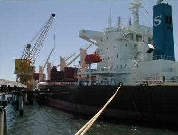 Muelles de Penco S.A.