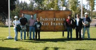 Industrias Río Itata.