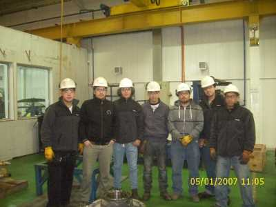 Komatsu Reman Center Chile S.A.