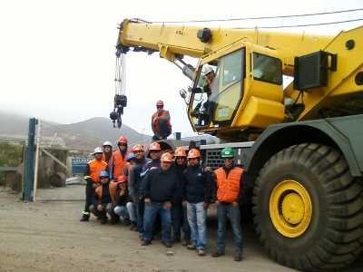 Compañía Minera del Pacífico S.A.