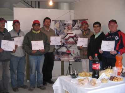 Gasfíteria Domiciliaria Constructora El Trébol S.A.